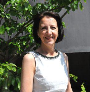 Image shows Professor Nicola Ragge